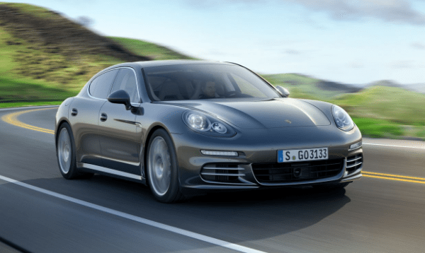 2014 Porsche Panamera Owners Manual and Concept