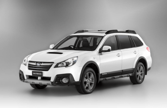 2014 Subaru Outback Owners Manual and Concept