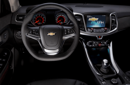 2015 Chevrolet SS Interior and Redesign