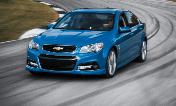 2015 Chevrolet SS Owners Manual and Concept