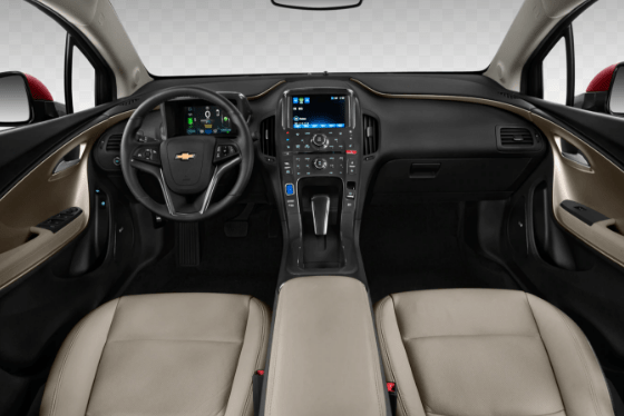2015 Chevrolet Volt Interior and Redesign