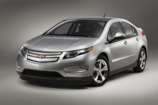 2015 Chevrolet Volt Owners Manual and Concept