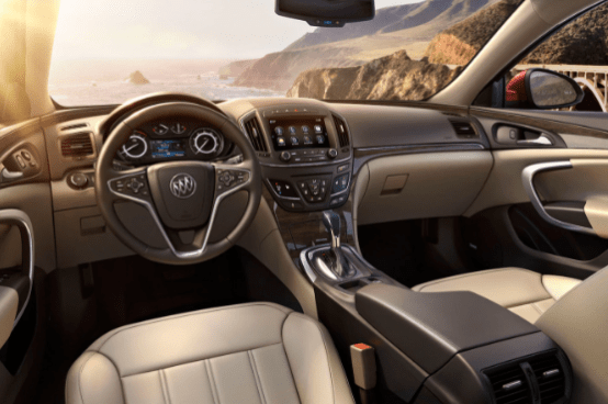 2016 Buick Regal Interior and Redesign