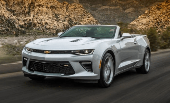 2016 Chevrolet Camaro Owners Manual and Concept