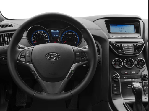 2016 Hyundai Genesis Coupe Interior and Redesign