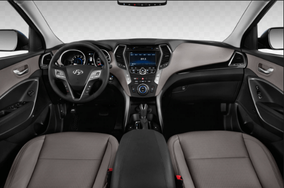 2016 Hyundai Santa Fe Interior and Redesign