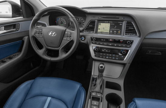 2016 Hyundai Sonata Interior and Redesign