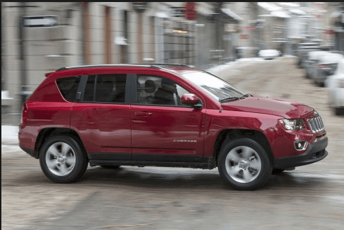 2016 Jeep Compass Owners Manual and Concept
