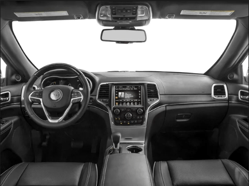 2016 Jeep Grand Cherokee Interior and Redesign