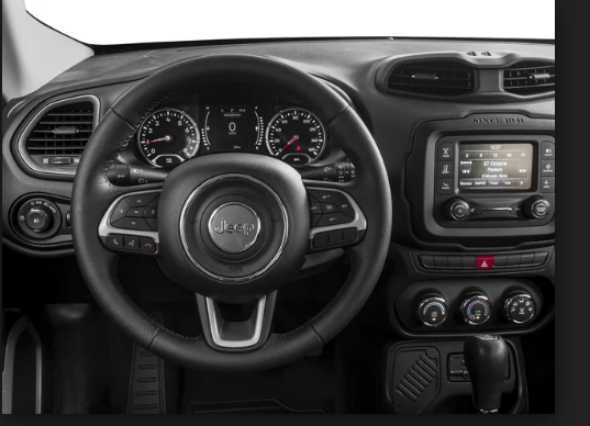 2016 Jeep Renegade Interior and Redesign
