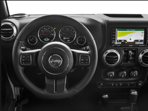 2016 Jeep Wrangler Interior and Redesign