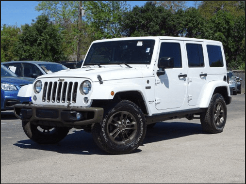 2016 Jeep Wrangler Unlimited Owners Manual and Concept