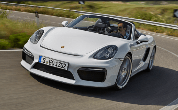 2016 Porsche Boxster Owners Manual and Concept