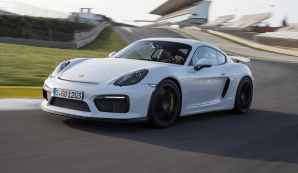 2016 Porsche Cayman Owners Manual and Concept