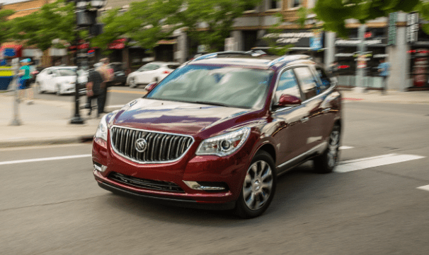 2017 Buick Enclave Owners Manual and Concept