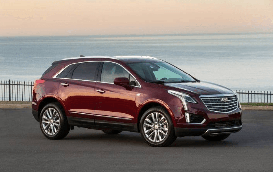 2017 Cadillac XT5 Owners Manual and Concept
