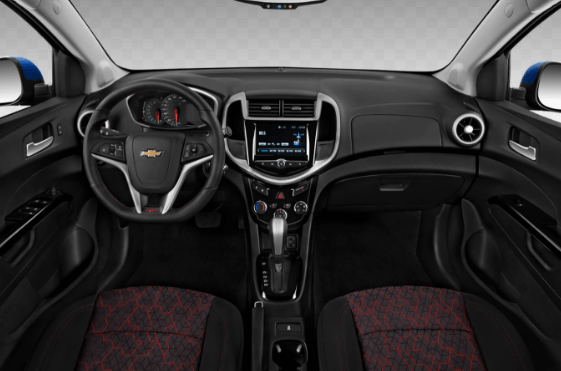 2017 Chevrolet Sonic Interior and Redesign