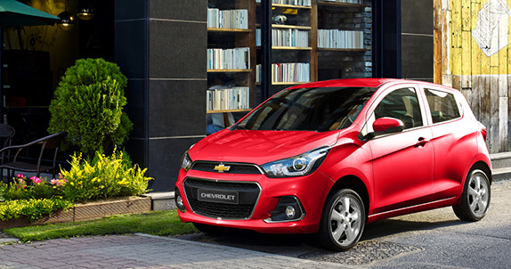 2017 Chevrolet Spark Owners Manual and Concept