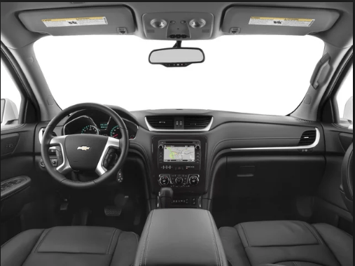 2017 Chevrolet Traverse Interior and Redesign