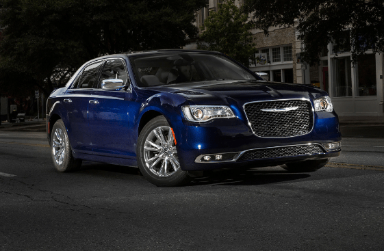 2017 Chrysler 300 Owners Manual and Concept