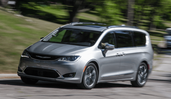2017 Chrysler Pacifica Owners Manual and Concept