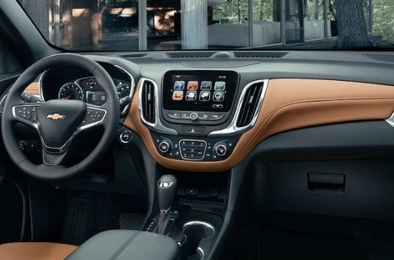 2018 Chevrolet Equinox Interior and Redesign