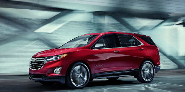 2018 Chevrolet Equinox Owners Manuala and Concept