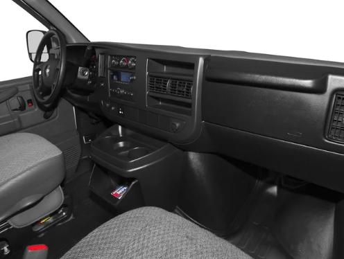 2018 Chevrolet Express 2500 Interior and Redesign