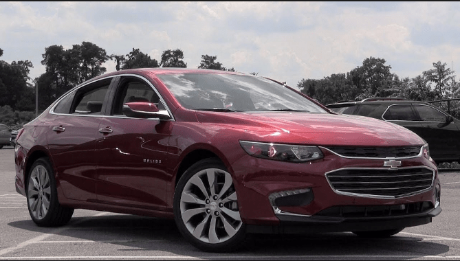 2018 Chevrolet Malibu Interior and Redesign