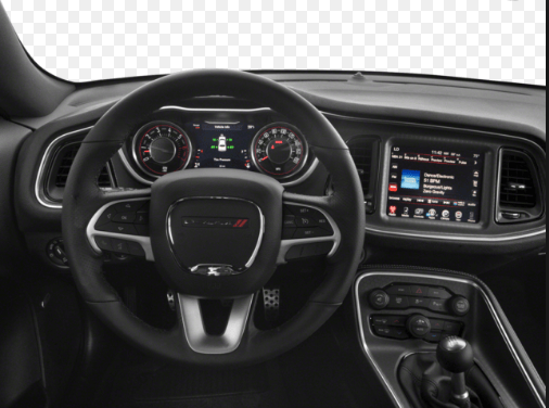 2018 Dodge Challenger Interior and Redesign