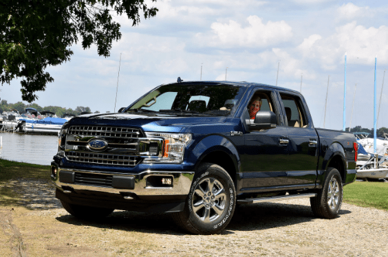 2018 Ford F-150 Owners Manual and Concept