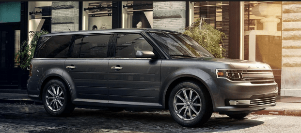 2018 Ford Flex Owners Manual and Concept