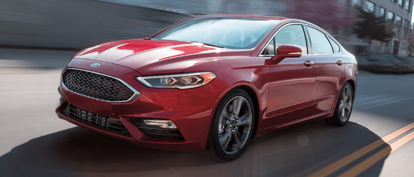 2018 Ford Fusion Owners Manual and Concept