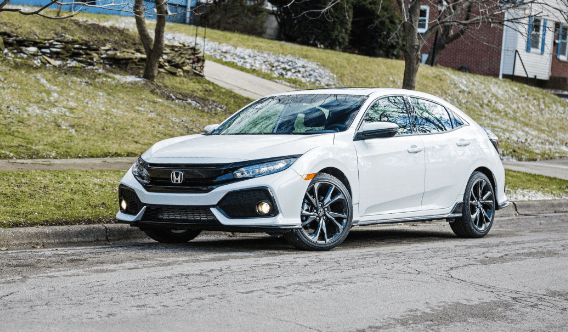 2018 Honda Civic Owners Manual and Concept