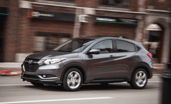 2018 Honda HR-V Owners Manual and Concept