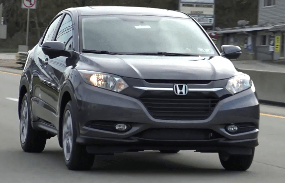 2018 Honda HRV Owners Manual and Concept