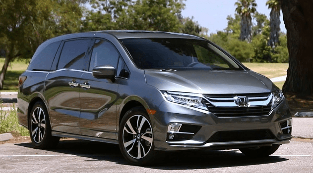 2018 Honda Odyssey Owners Manual and Concept