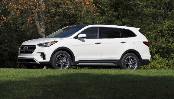 2018 Hyundai Santa Fe Owners Manual and Concept
