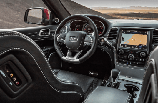 2018 Jeep Grand Cherokee Interior and Redesign