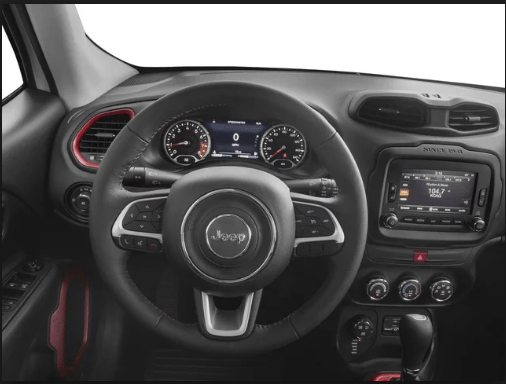 2018 Jeep Renegade Interior and Redesign