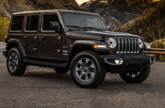 2018 Jeep Wrangler Owners Manual and Concept