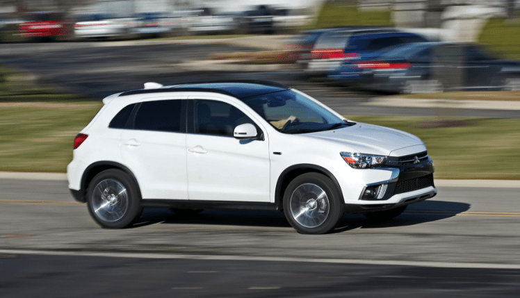 2018 Mitsubishi Outlander Sports Concept and Owners Manual
