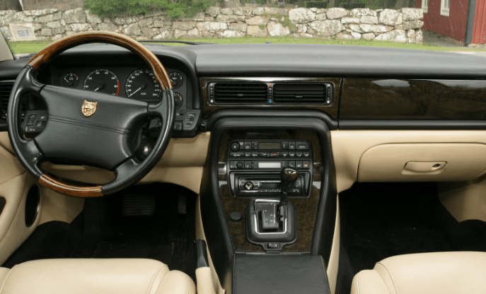 1997 Jaguar XJ6 Interior and Redesign