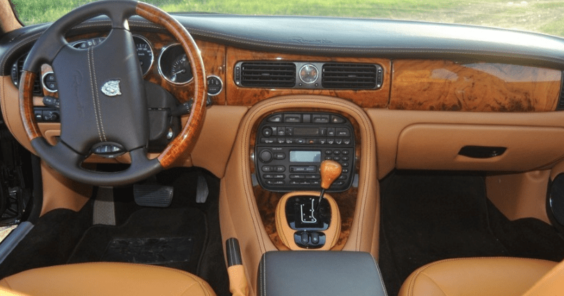 1997 Jaguar XJR Interior and Redesign