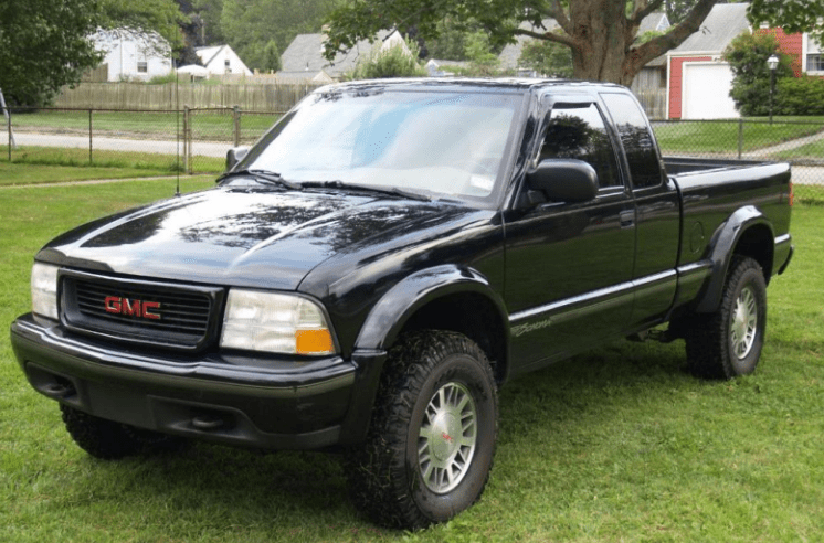 1999 GMC Sonoma Concept and Owners Manual