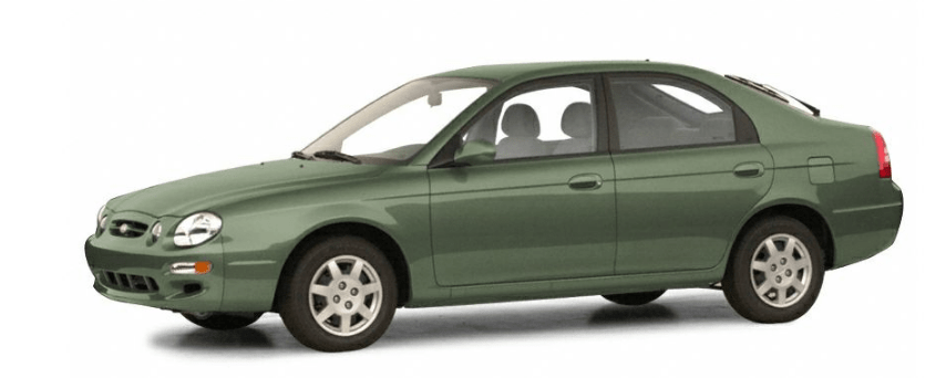 2000 Kia Spectra Concept and Owners Manual
