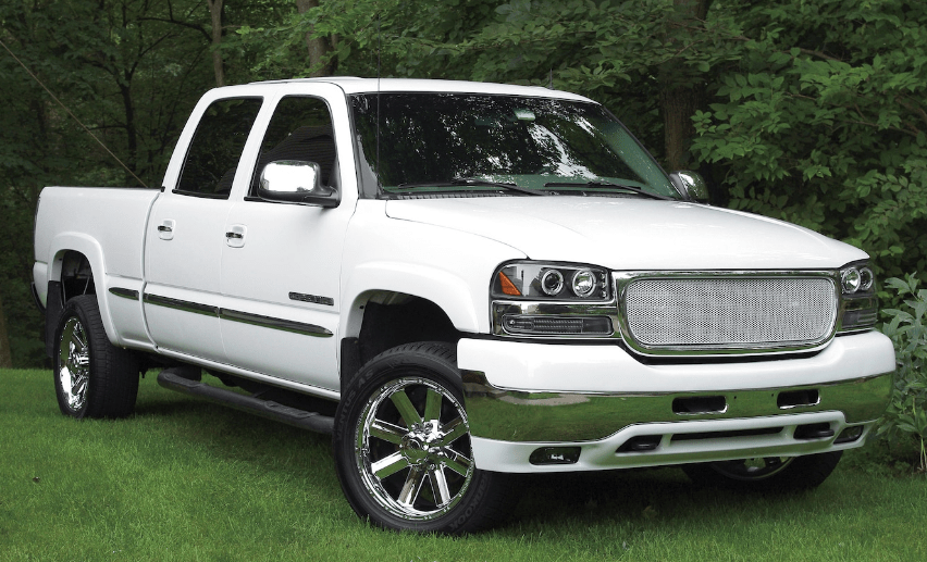 2002 GMC Sierra Concept and Owners Manual