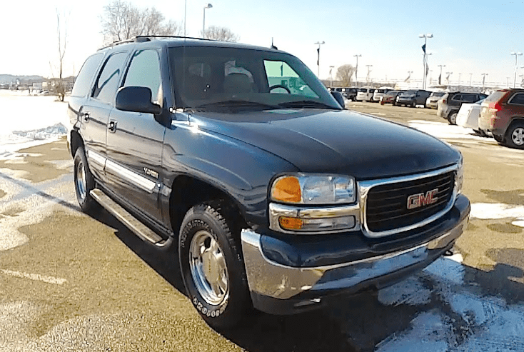 2002 GMC Yukon Concept and Owners Manual