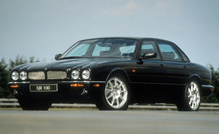 2002 Jaguar XJR Concept and Owners Manual