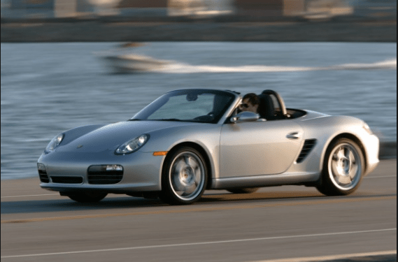 2007 Porsche Boxster Owners Manual and Concept